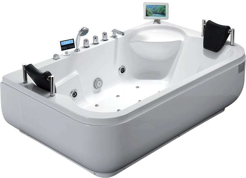 Акриловая ванна Gemy G9085 O R