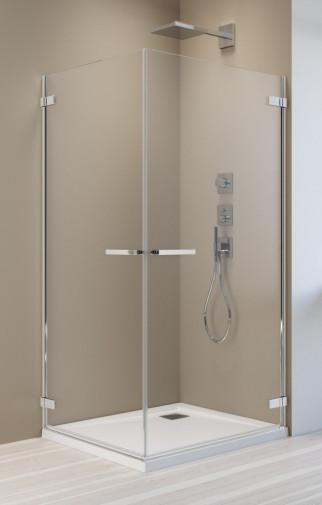 Дверь для душевого уголка Radaway Arta KDD I 90 левая , фурнитура хром , стекло прозрачное
