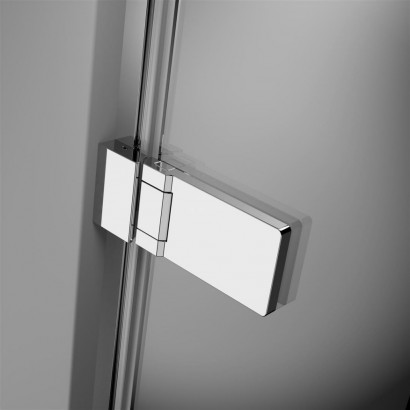 Дверь для душевого уголка Radaway Arta KDD I 90 левая , фурнитура хром , стекло прозрачное 2
