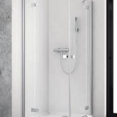 Душевая дверь для душевого уголка Radaway Essenza New KDD 90 левая , профиль хром , стекло прозрачное