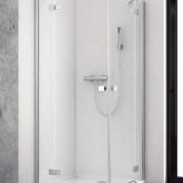 Душевая дверь для душевого уголка Radaway Essenza New KDD 100 левая , профиль хром , стекло прозрачное