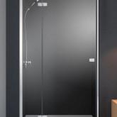 Душевая дверь Radaway Fuenta New DWJ 120 левая , профиль хром , стекло прозрачное