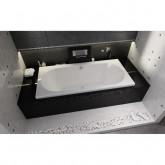 Прямоугольная ванна Riho Carolina 180x80 без гидромассажа BB5400500000000