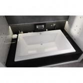 Прямоугольная ванна Riho Castello 180x120 без гидромассажа BB7700500000000
