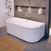 Прямоугольная ванна Riho Desire Wall Mounted 184x84 без гидромассажа BD0700500000000