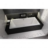 Прямоугольная ванна Riho Julia 180x80 без гидромассажа BA7200500000000