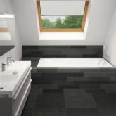 Прямоугольная ванна Riho Linares Velvet 170x75 без гидромассажа BT4410500000000