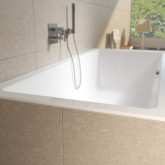 Прямоугольная ванна Riho Lugo 190x90 без гидромассажа с тонким бортом BT0500500000000