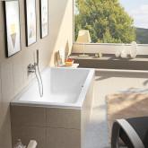 Прямоугольная ванна Riho Lusso 170x75 без гидромассажа BA1800500000000