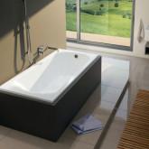 Прямоугольная ванна Riho Miami 160x70 без гидромассажа BB6000500000000