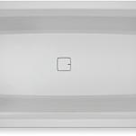 Прямоугольная ванна Riho Still Square Elite L 180x80 без гидромассажа BD1200500000000