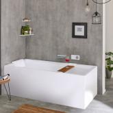 Прямоугольная ванна Riho Still Square Elite R 170x75 без гидромассажа BD1300500000000