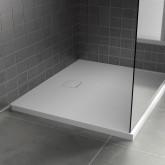 Акриловый душевой поддон Riho Basel 412 90x90 белый + сифон DC220050000000S