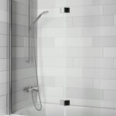 Стеклянная шторка для ванны Riho Nautic N500 Geta 160 120x150 GGT0221204800