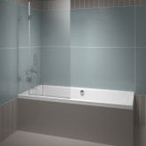 Стеклянная шторка для ванны Riho Scandic S109 90x150 GC19200
