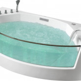 Акриловая ванна Gemy G9079, с аэромассажем, 200x105x60 см
