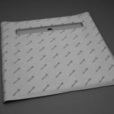 квадратная душевая плита