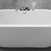 Акриловая ванна ABBER AB9213C