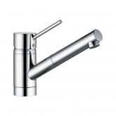 KLUDI SCOPE Однорычажный кухонный смеситель, с выдвижным изливом, арт. 339310575