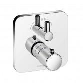 Встраиваемый смеситель для ванны и душа с термостатом KLUDI E2 , арт. 498300575
