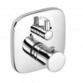 Встраиваемый смеситель для ванны и душа с термостатом KLUDI AMBIENTA , арт. 538300575