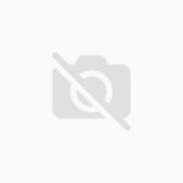 CRETE 72 Белый глянец Пенал напольный двустворчатый