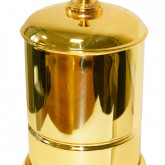Ведро Boheme Imperiale 10408 20 х h33 см золото