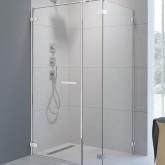 Дверь душевого уголка Radaway Arta KDS I 90 правая , фурнитура хром ,  стекло прозрачное