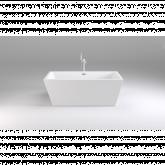 Ванна акриловая Black&White Swan SB110, 160 х 80 см