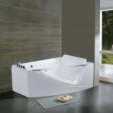 Акриловая гидромассажная ванна Orans OLS-BT65109 R