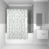 Штора для ванной комнаты IDDIS Elegant 200*200 см elegant silver