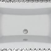 Акриловая ванна C-Bath Talia CBQ004001 170 х 75 см, белая
