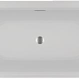 DESIRE B2WVELVET - WHITE MATTRIHO FALL - CHROMSPARKLE SYSTEM/LED