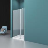 Душевая дверь BelBagno ETNA-B-11-100+100-C-Cr