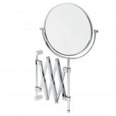 Зеркало оптическое пантограф d18xh40x48 см. (3Х) , хром