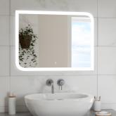 "Зеркало ""Fantasy LED"" 900х700 c подсветкой"