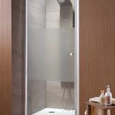 Душевая дверь в нишу Radaway EOS DWJ 70 профиль хром , стекло прозрачное