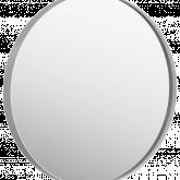 Зеркало Aqwella RM RM0206W в металлической раме, цвет белый, диаметр 60 см