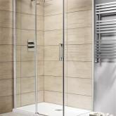 Дверь для душевого уголка Radaway Espera KDJ 110x200 правая , профиль хром, стекло прозрачное