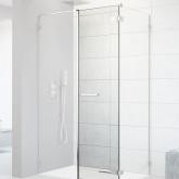 Душевая дверь в нишу 62.8 см Radaway Arta W 628 R 386522-03-01R стекло прозрачное