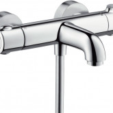 Смеситель для ванны с термостатом Hansgrohe 13241