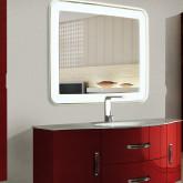 """Зеркало """"Velvette LED""""  800х600  c подсветкой"""