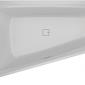 Асимметричная ванна Riho Still Smart Elite R 170x110 без гидромассажа BD1500500000000 4