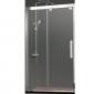 Душевая дверь BRAVAT Stream в нишу одна раздвижная дверь 1200x2000