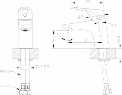 Промонабор Bravat Drop-D 3 в 1 5