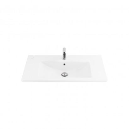CREAVIT Раковина SU085 мебельная (45*85см)
