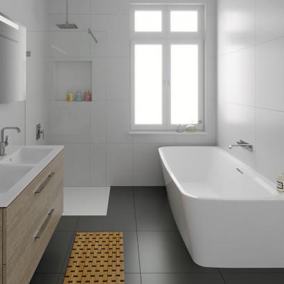 Прямоугольная ванна Riho Adore FS 180x86 без гидромассажа BD0400500000000