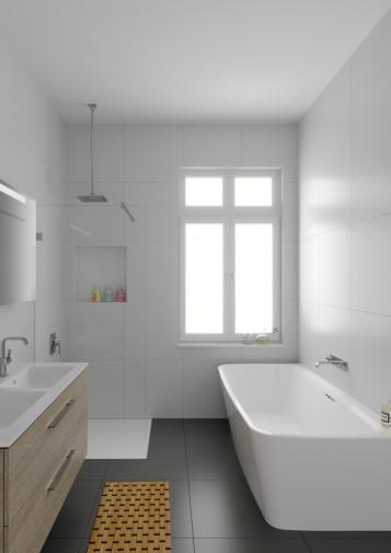 Прямоугольная ванна Riho Adore FS 180x86 без гидромассажа BD0400500000000 2