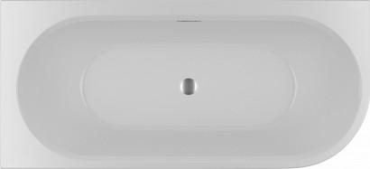 Асимметричная ванна Riho Desire R 184x84 без гидромассажа BD0500500000000 2