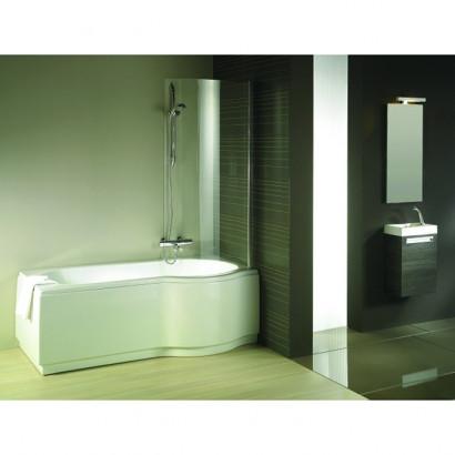 Асимметричная ванна Riho Dorado 170x75/90 L без гидромассажа BA8100500000000 8